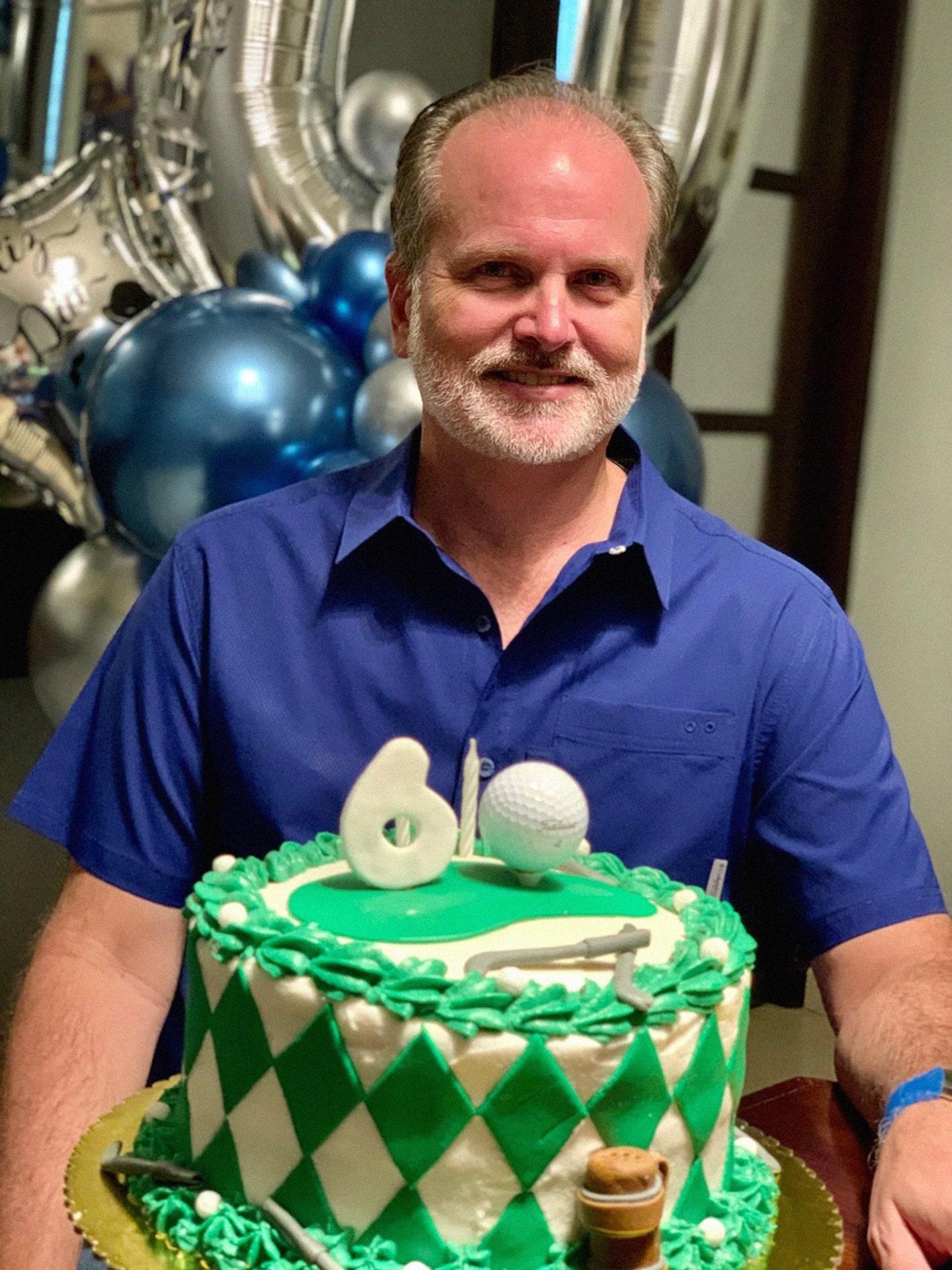 EVENTOS SOCIALES  | Brindis de cumpleaños de Octavio Stagg