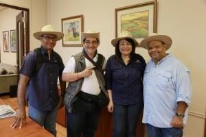 SOCIALES  | FÓRUM DE PERIODISTAS VISITA AMPLIACIÓN DEL CANAL