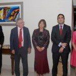 SOCIALES  | Honor al XX Premio Nacional de Periodismo en la Embajada de Chile en Panamá