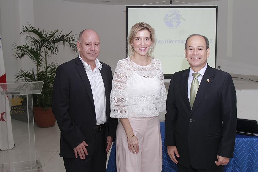 EMPRESARIALES  | NUEVA JUNTA DIRECTIVA DE LA ASOCIACIÓN DE EMPRESAS PANAMÁ PACÍFICO