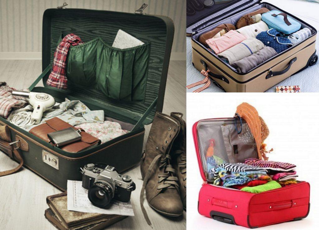 DESTINOS  | 15 artículos que no debes olvidar meter en tu maleta de viaje