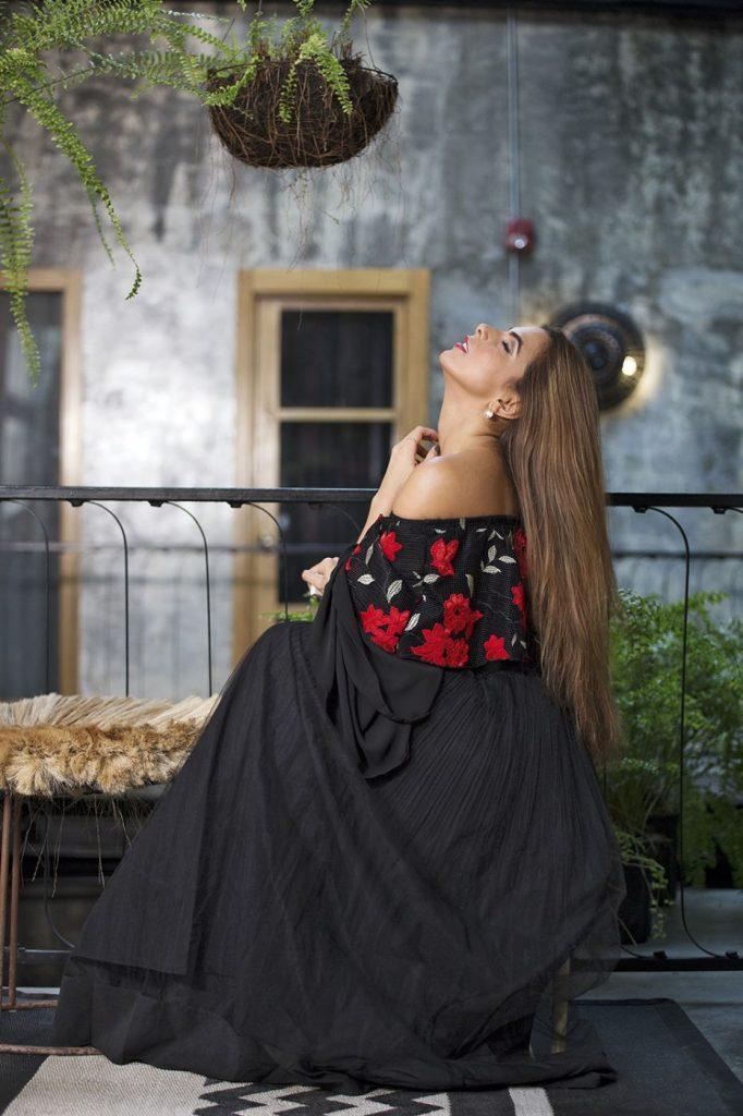 MUJER DE HOY  | PAULINE MORENO