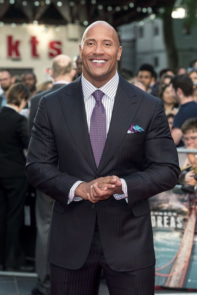 "PERFIL  | DWAYNE JOHNSON, ""THE ROCK"""