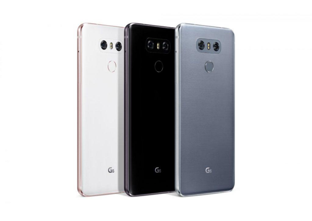 TECNOLOGÍA  | LG PRESENTA EL NUEVO G6 CON UNA PANTALLA FULLVISION  A LA MEDIDA PARA ADAPTARSE EN UNA MANO