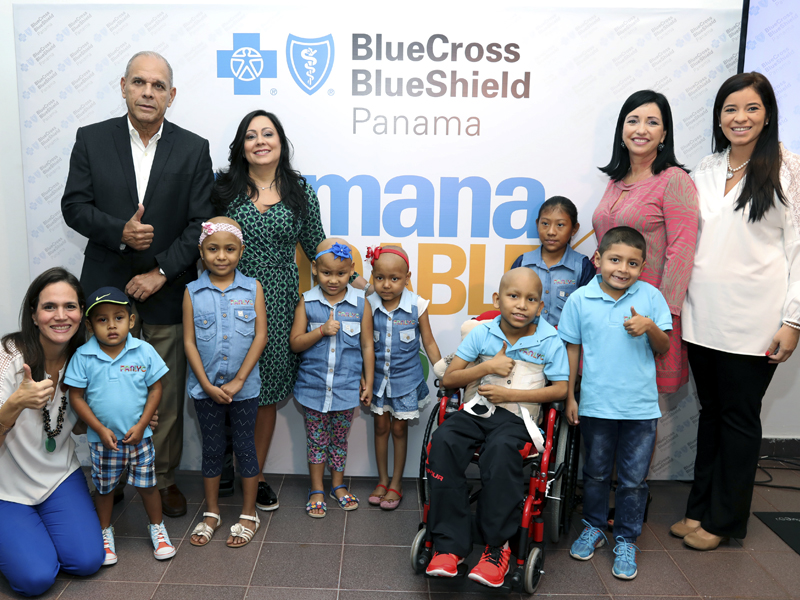 EMPRESARIALES  | BLUE CROSS AND BLUE SHIELD OF PANAMA PRESENTA LA SEMANA MÁS SALUDABLE  2017 Y SU  CARRERA/CAMINATA FAMILIAR 5K