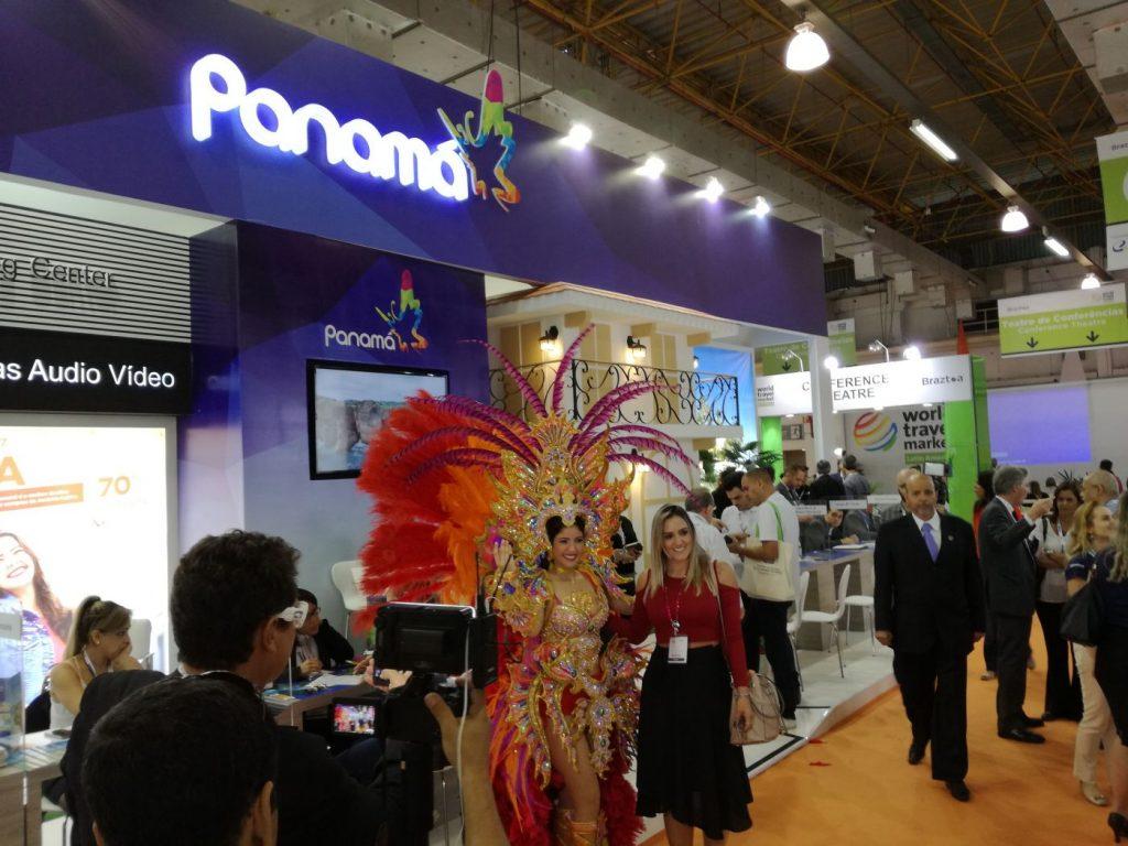 SOCIALES    PANAMÁ SE PROMUEVE EN BRASIL EN LA WTM AMÉRICA LATINA