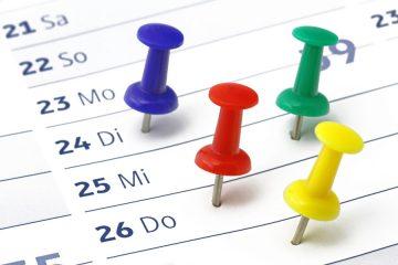 ideas de organización y planificación