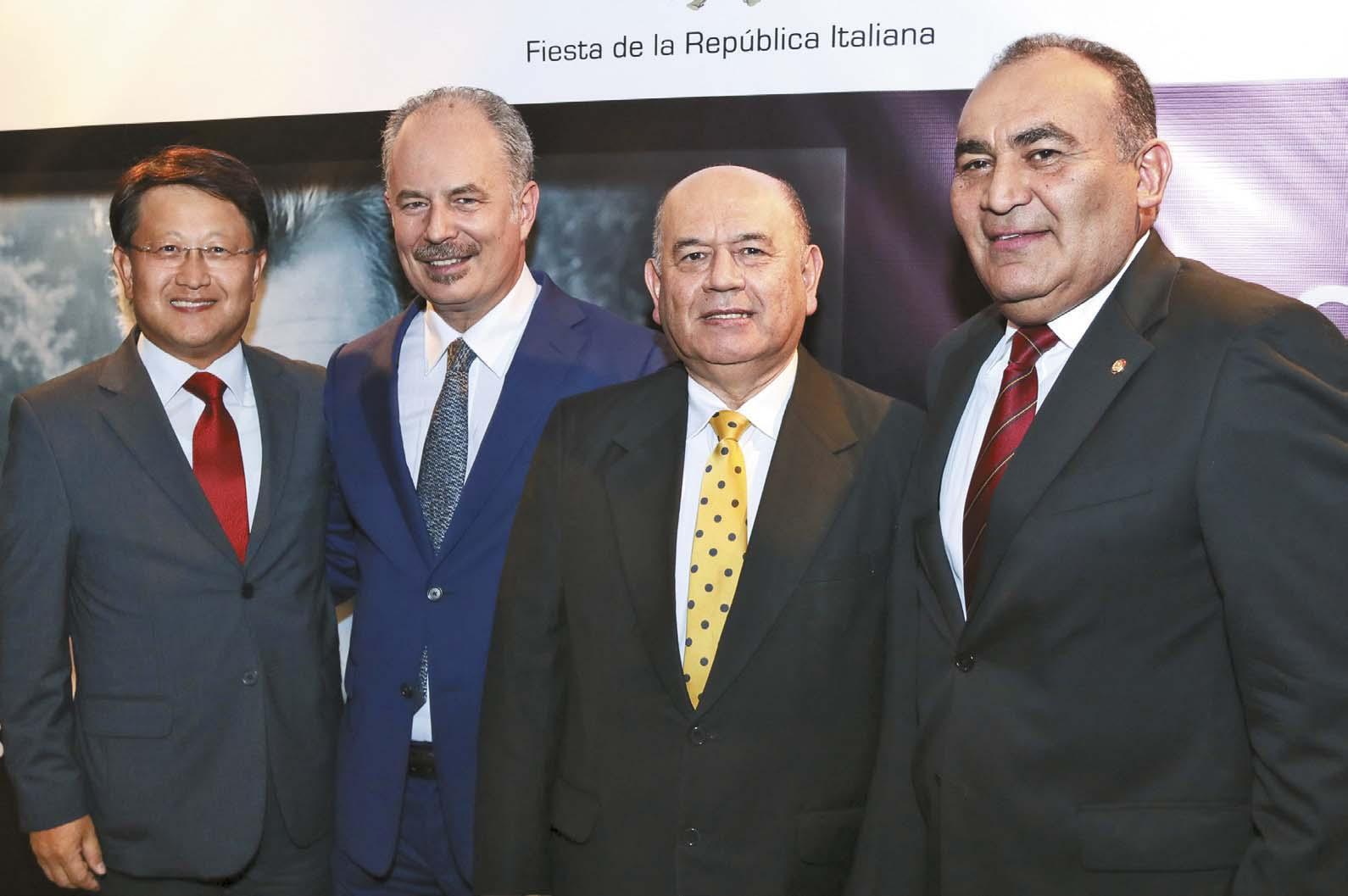 EVENTOS ON THE SPOT    Celebración del Día Nacional de Italia y conmemoracióndel Referéndum Constitucional de 1946