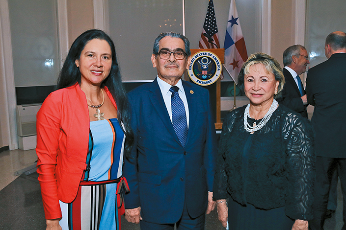 EVENTOS ON THE SPOT  | LA EMBAJADA DE ESTADOS UNIDOS PRESENTA NUEVO MINISTRO CONSEJERO