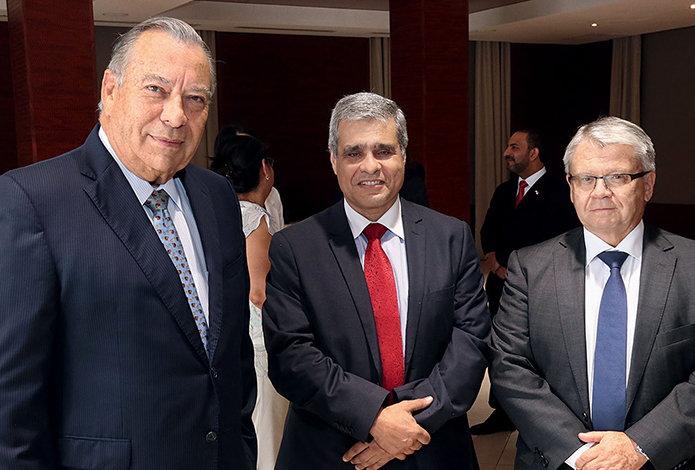 EVENTOS SOCIALES    Reconocimiento al Embajador de Portugal al término de su misión diplomática