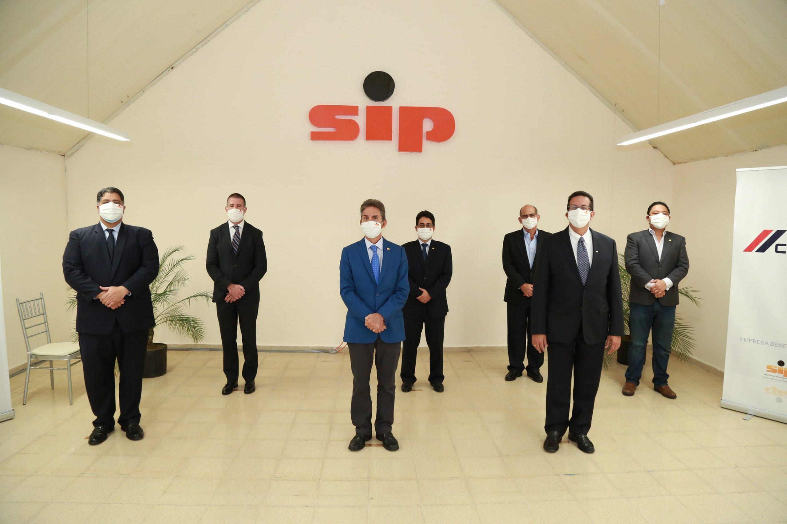 EMPRESARIALES EVENTOS  | Juramentación del SIP