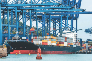 logística en Panamá