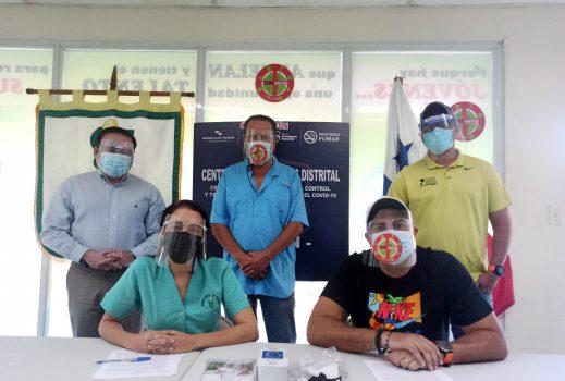 EMPRESARIALES EVENTOS    Donación de equipo médico