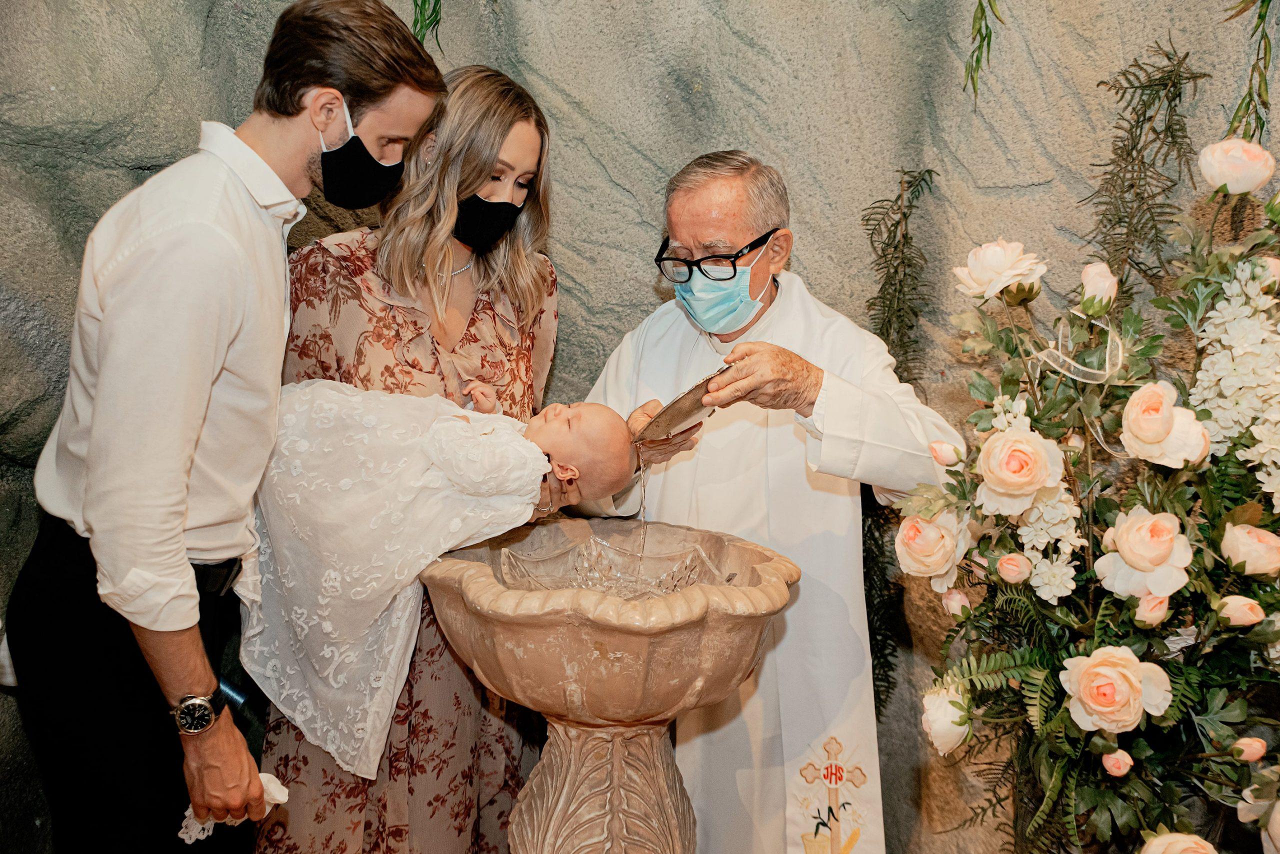 EVENTOS SOCIALES  | Primer sacramento de Lucca Cavassuto Eisenmann