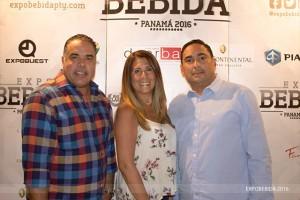 SOCIALES  | CÓCTEL DE MEDIOS EXPOBEBIDA 2016