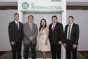 EMPRESARIALES  | INTERNACIONAL DE SEGUROS RECONOCE A SUS MAYORES PRODUCTORES DE SEGUROS