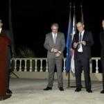 SOCIALES  | PRESIDENTE VARELA DA LA BIENVENIDA A LUFTHANSA EN PANAMÁ