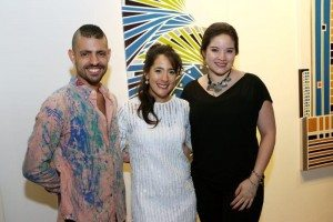 CULTURALES  | LA ARTISTA PLÁSTICA GABRIELA BATISTA PRESENTÓ SU NUEVA COLECCIÓN