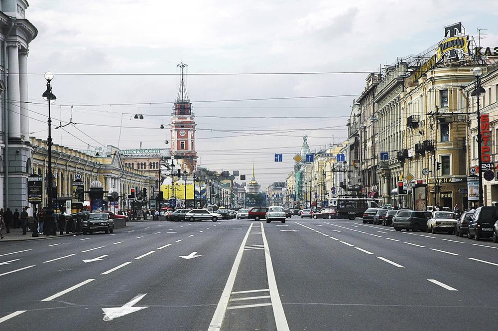 DESTINOS  | San Petersburgo. La joya del Báltico