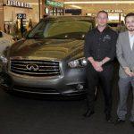 SOCIALES  | Prestigiosas marcas exhiben sus autos en Multiplaza Pacific Mall