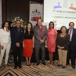 SOCIALES  | CONGRESO MUNDIAL DE DERMATOLOGÍA COSMÉTICA