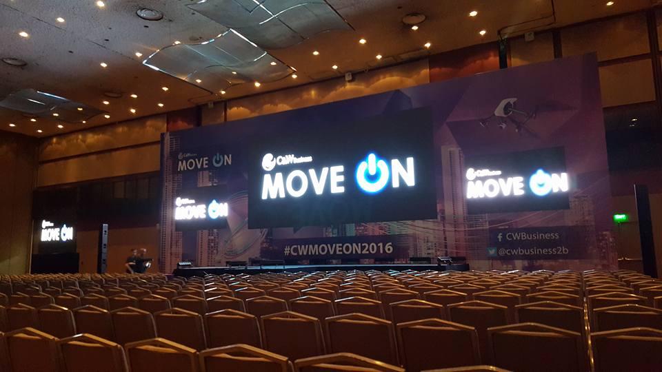 EMPRESARIALES  | C&W BUSINESS REALIZA EVENTO TECNOLÓGICO MOVE ON PANAMÁ