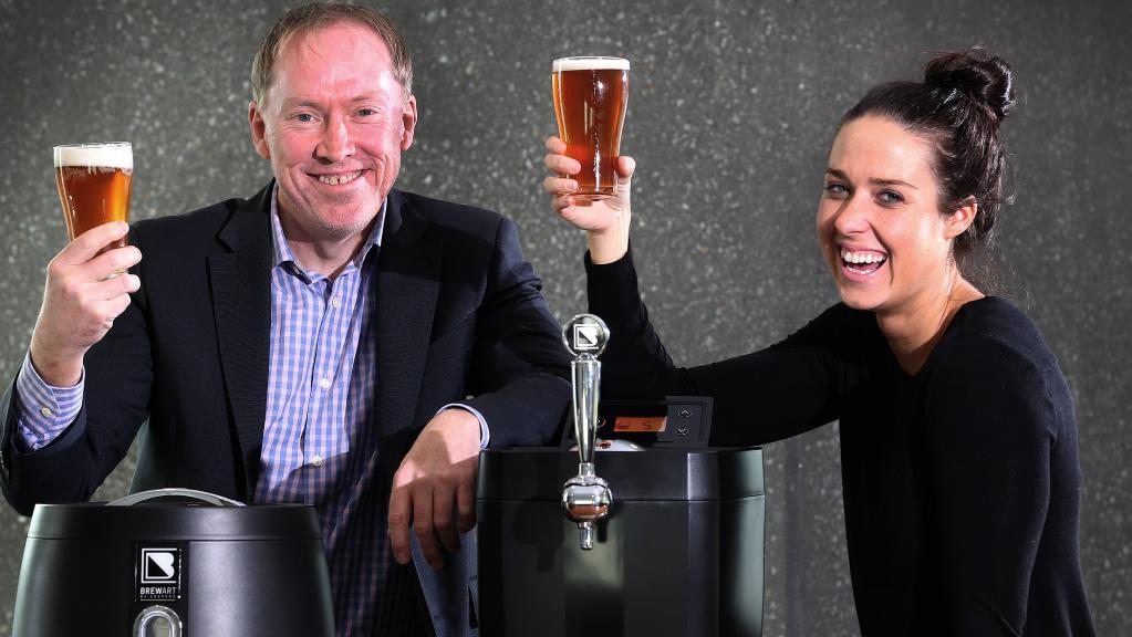 GOURMET    BrewArt, para elaborar cerveza en casa