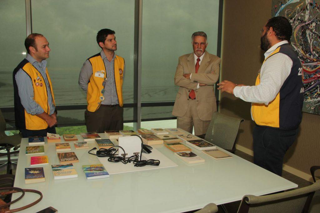 CULTURALES  | Escritores panameños se suman en apoyo a la BiblioMetro Leones 20-30