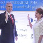 SOCIALES  | CENA EMPRESARIAL 2016 DEL CONEP