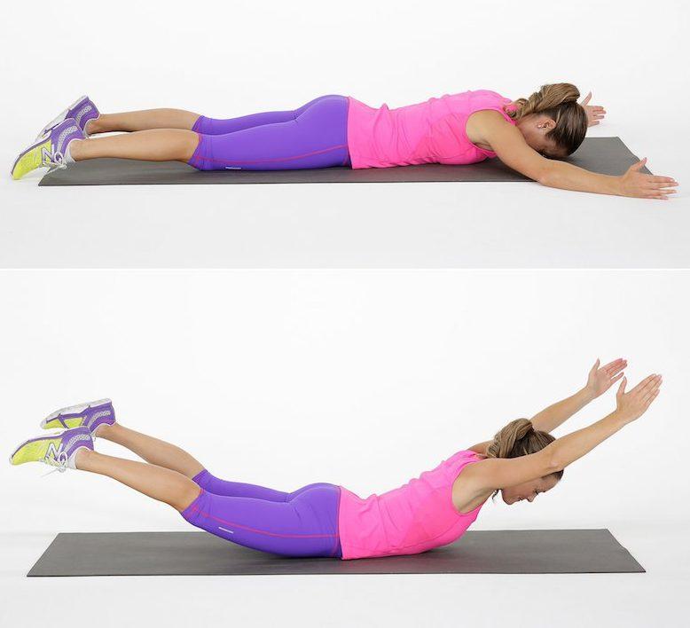 SALUD  | ¿Cómo prevenir el dolor de espalda?