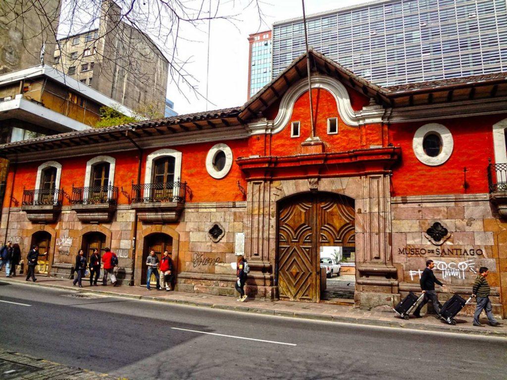 DESTINOS  | En el corazón de Santiago. Chile