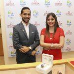 SOCIALES  | OMEGA presenta su colección de relojes en conmemoración a los juegos olímpicos de Rio 2016