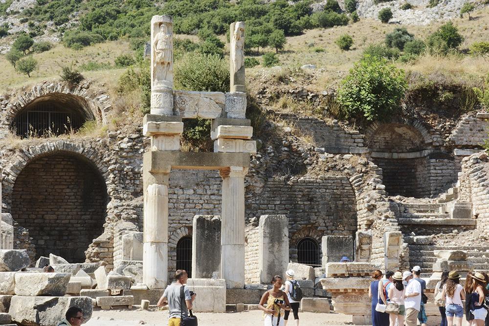 DESTINOS  | Ruinas colosales. Éfeso