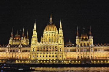 DANUBIO. BUDAPEST
