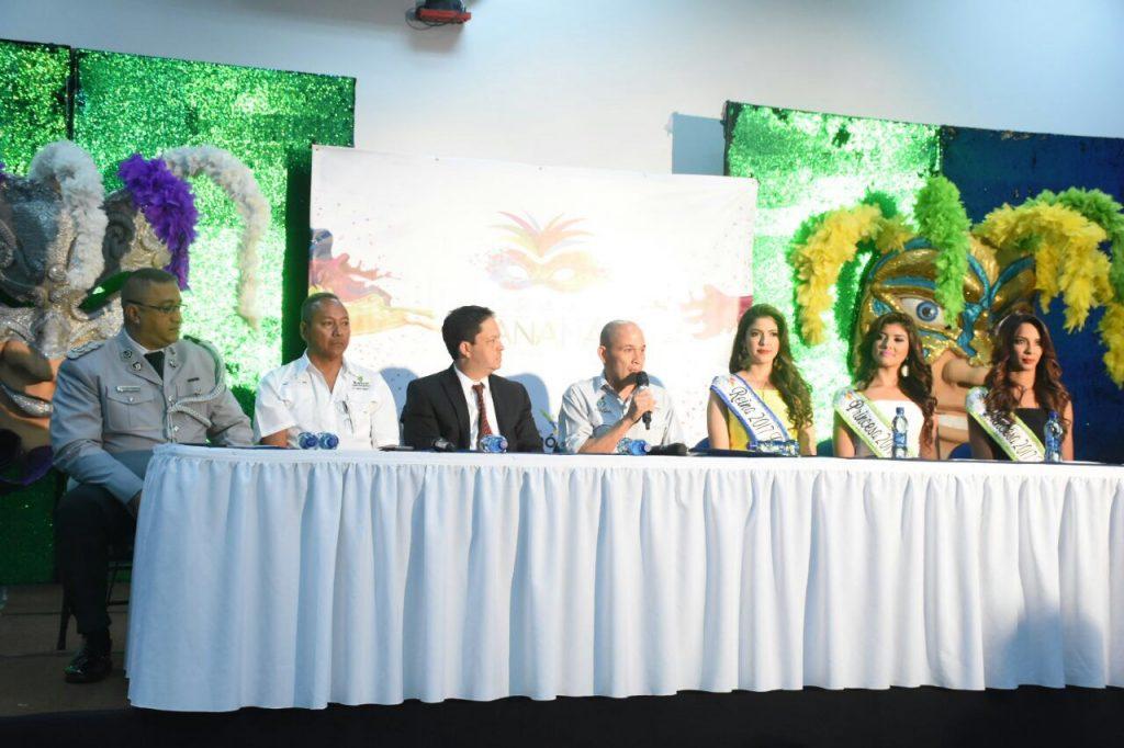 SOCIALES  | TODO LISTO PARA LA FIESTA DE CARNAVAL EN PANAMÁ