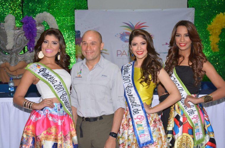 FIESTA DE CARNAVAL EN PANAMÁ