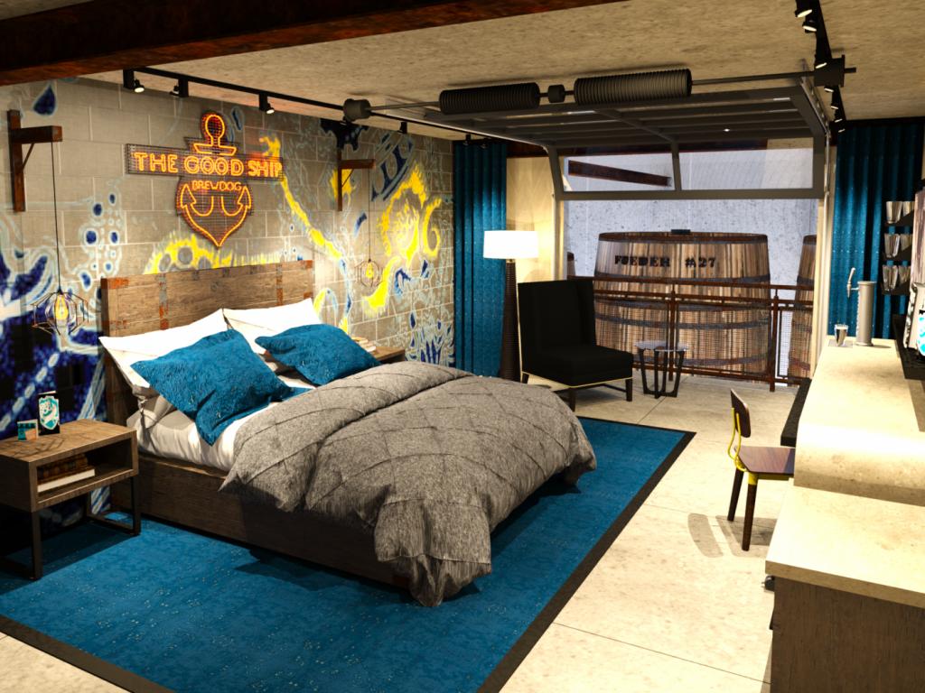 GOURMET  | HOTEL IDEAL PARA LOS AMANTES DE LA CERVEZA ARTESANAL