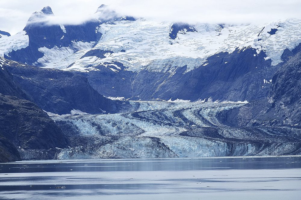 DESTINOS  | ALASKA GLACIAR. PARAÍSO CONGELADO