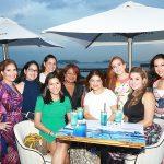 SOCIALES    PERRY ELLIS PRESENTA EN PANAMÁ LA NUEVA FRAGANCIA  360º VERY BLUE