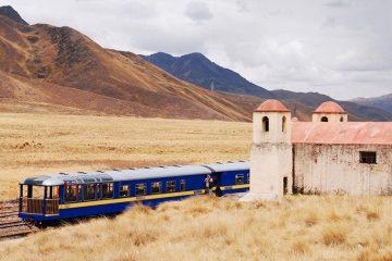 5 de los viajes en tren más exclusivos del mundo