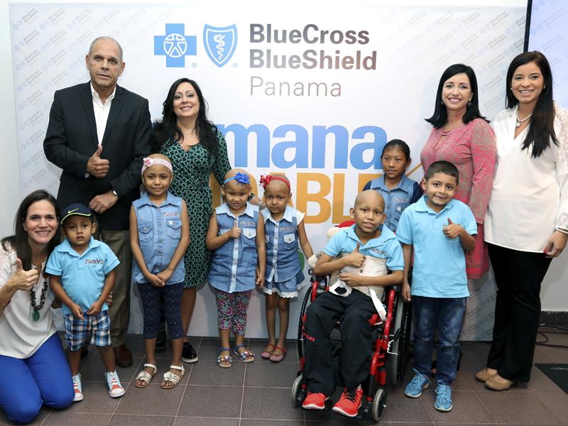 EMPRESARIALES  | BLUE CROSS AND BLUE SHIELD OF PANAMA PRESENTA LA SEMANA MÁS SALUDABLE  2017 Y SU  CARRERA/CAMINATA FAMILIAR 5K