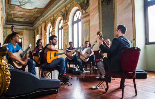 XIV Encuentro Internacional de Guitarra 2017