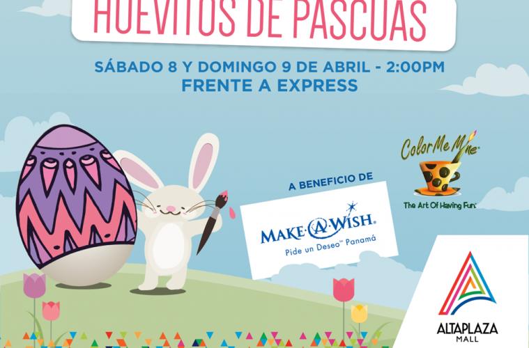 AltaPlaza Mall celebrará la Pascua