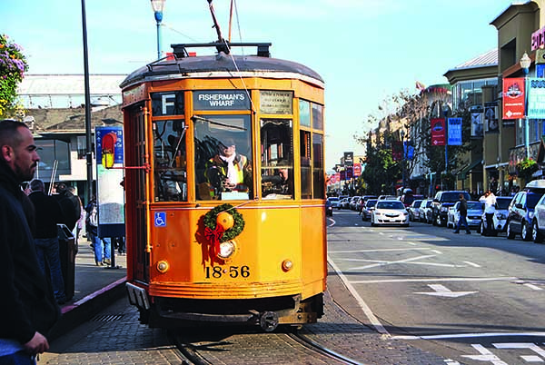 DESTINOS  | SAN FRANCISCO, CALIFORNIA.  TRADICIÓN Y MODERNIDAD