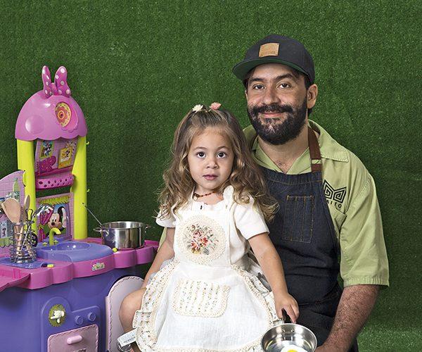 MARIO CASTRELLÓN Y ALEXA MAIA
