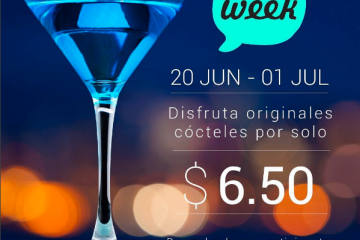 COCKTAIL WEEK PANAMA 2017