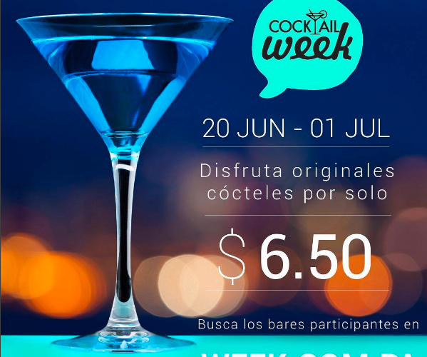 COCKTAIL WEEK PANAMA 2017