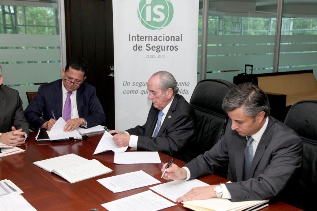 EMPRESARIALES  | INTERNACIONAL DE SEGUROS SE EXPANDE A COSTA RICA