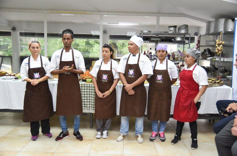 chefs de jupá