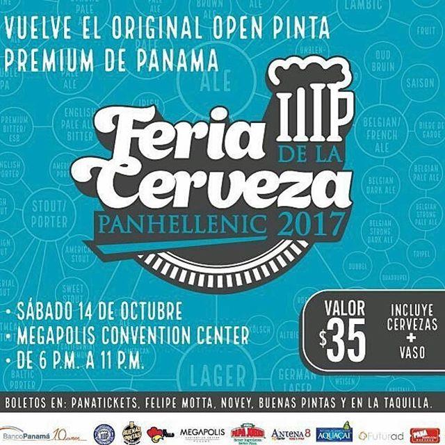 GOURMET  | AGENDA FOODIE PANAMÁ, OCTUBRE 2017